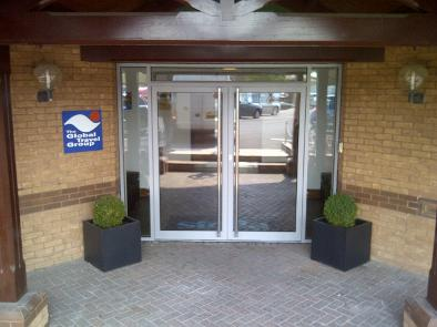 Shop Front Doors Skelmersdale